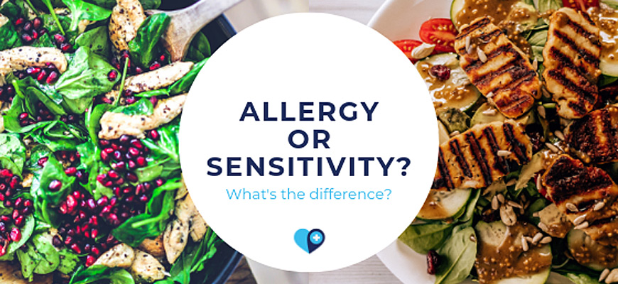Allergy or Sensitivity?